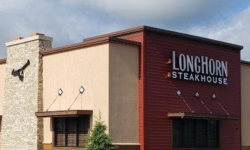 Delicious Commercial Painting: Longhorn Steakhouse Restaurant!