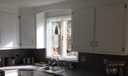 Kitchen Cabinet Painting and Refinishing in Connecticut - Project Photos!