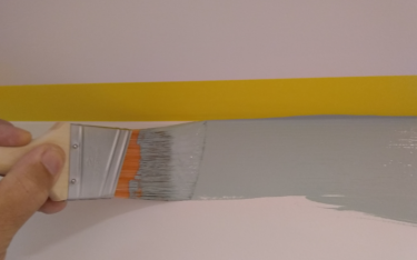 Using Tape with Interior Painting: Tips for Success